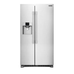 Professional 22.6 Cu. Ft. Counter-Depth Side-by-Side Refrigerator -