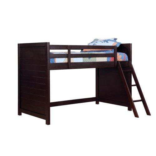 Danville Cappuccino Twin Loft Bed