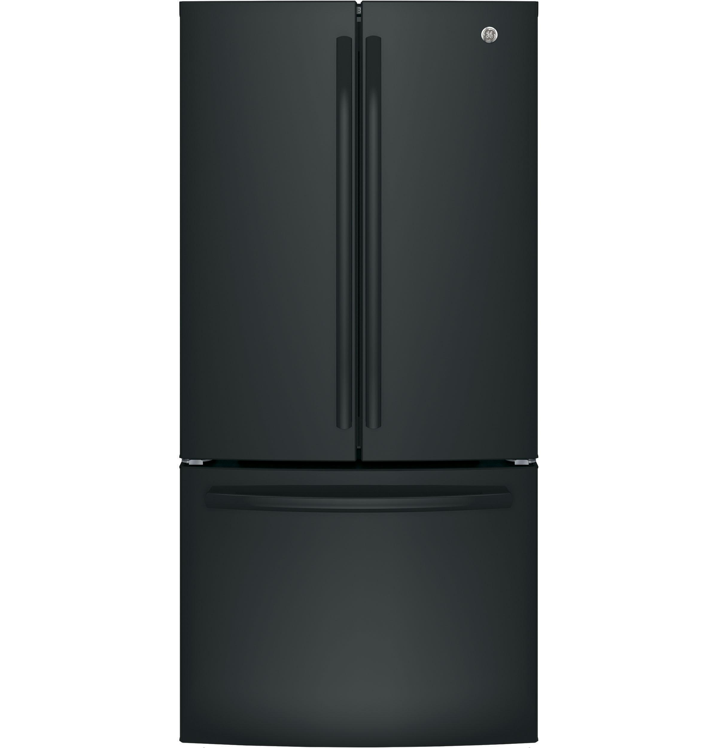GE(R) ENERGY STAR(R) 24.7 Cu. Ft. French-Door Refrigerator