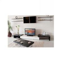 TV Stand MDF 3 Pcs