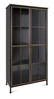 Enzo Metal Armoire