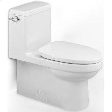 1-PC toilet - White Alpin
