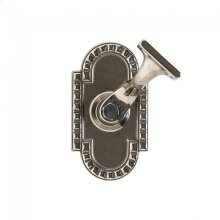 Corbel Arched Handrail Bracket White Bronze Brushed