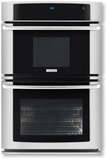"""30"""" Wall Oven and Microwave Combination with Wave-Touch Controls"""