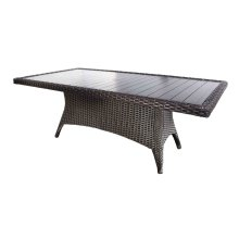"Louvre 84"" x 44"" Rectangular Dining Table"