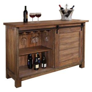 Homestead Wine & Bar Console