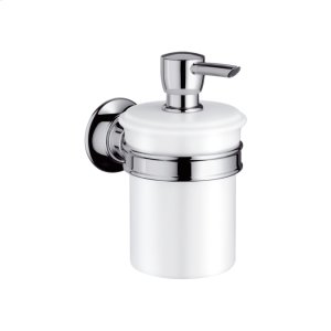 Chrome Soap/Lotion Dispenser Product Image