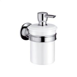 Chrome Soap/Lotion Dispenser Product Image