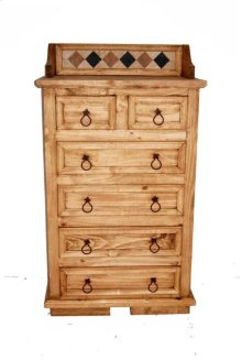 Acapulco Marble Chest