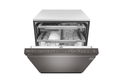 Coming Soon: Top Control Smart wi-fi Enabled Dishwasher with QuadWash and TrueSteam®