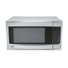 Countertop Microwave with Optional Trim Kit