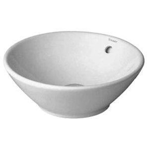 White Bacino Washbowl