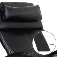 "Perfect Chair PC-LiVE "" PC-610 Omni-Motion Classic - Black Premium Leather - Matte Black"