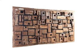 Asken Wood Wall Panel LG