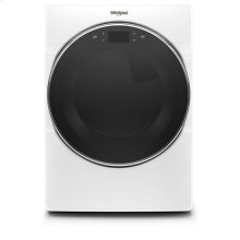 Whirlpool® 7.4 cu. ft. Smart Front Load Electric Dryer - White