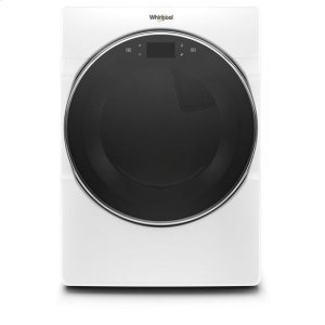 WhirlpoolWhirlpool® 7.4 cu. ft. Smart Front Load Electric Dryer - White