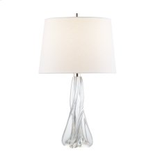 Table Lamp - Polished Nickel
