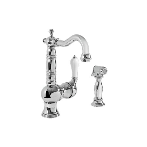 Canterbury Prep Faucet w/ Side Spray