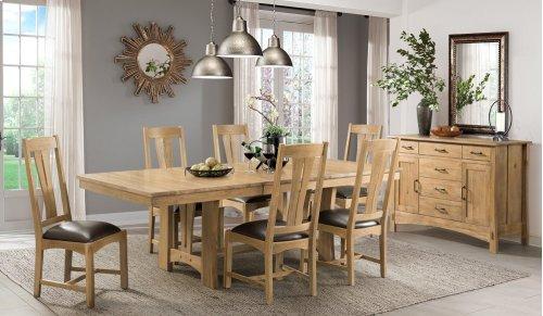 Dining - West End Bungalow Trestle Table