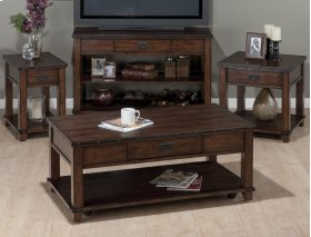 Cassidy Chairside Table