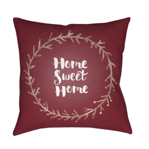 """Home Sweet Home II QTE-023 20"""" x 20"""""""