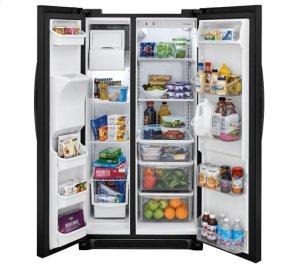 Frigidaire 22.0 Cu. Ft. Side-by-Side Refrigerator
