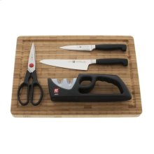 ZWILLING Four Star 5-pc Knife & Cutting Board Set