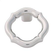 2 In. Trellis Pendant - Polished Nickel / regular