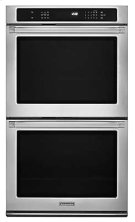 30-Inch Convection Double Wall Oven, Pro Line® Series Product Image