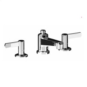 Widespread Lavatory Faucet Wallace (series 15) Polished Chrome