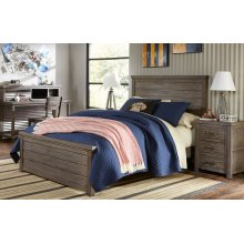 Bunkhouse Panel Bed, Full 4/6