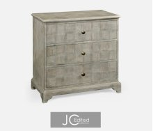 Rustic Grey Small Chest of Drawers