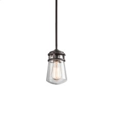 Lyndon Collection Lyndon 1 Light Outdoor Pendant AZ