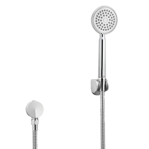 Transitional Collection Series B Single-Spray Handshower 4-1/2 - Polished Chrome Finish