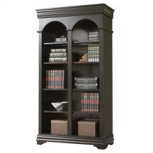 Double Open Bookcase