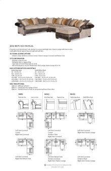 BEN - JZ32 BEN SECTIONAL (Sectionals)