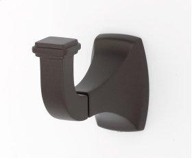 Cube Robe Hook A6580 - Chocolate Bronze