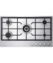 """36"""" 5 Burner Gas Cooktop Product Image"""