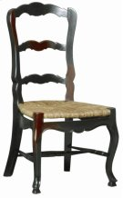 French Ladderback Side Chair Ships Two Per Carton Product Image