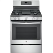 "GE® 30"" Free-Standing Gas Convection Range Product Image"