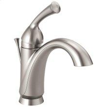 Stainless Single Handle Centerset Lavatory Faucet
