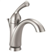 Stainless Single Handle Centerset Lavatory Faucet