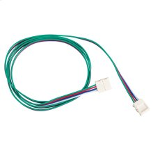 LED Tape 96in Interconnect WH