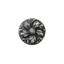 Chrysanthemum - Antique Pewter
