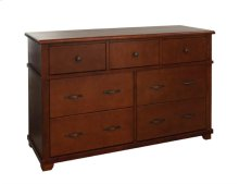 Woodridge 7 Drawer Dresser