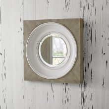 Federal Mirror - Grey (Small)