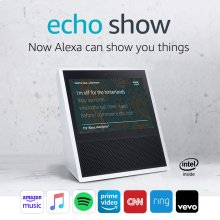 Echo Show - 1st Generation White