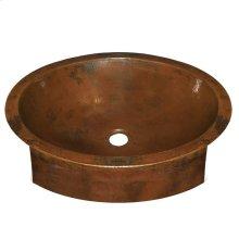 Calypso in Antique Copper