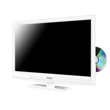"24"" Class 1080p LED HDTV DVD Combo"