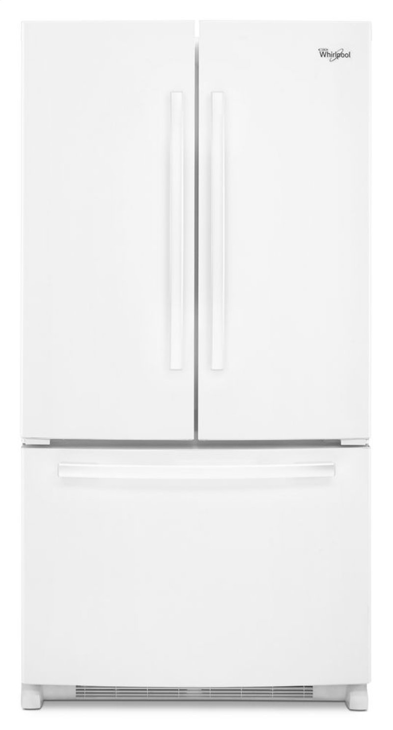 Wrf535swbw In White By Whirlpool In Tampa Fl 36 Inch Wide French Door Refrigerator With